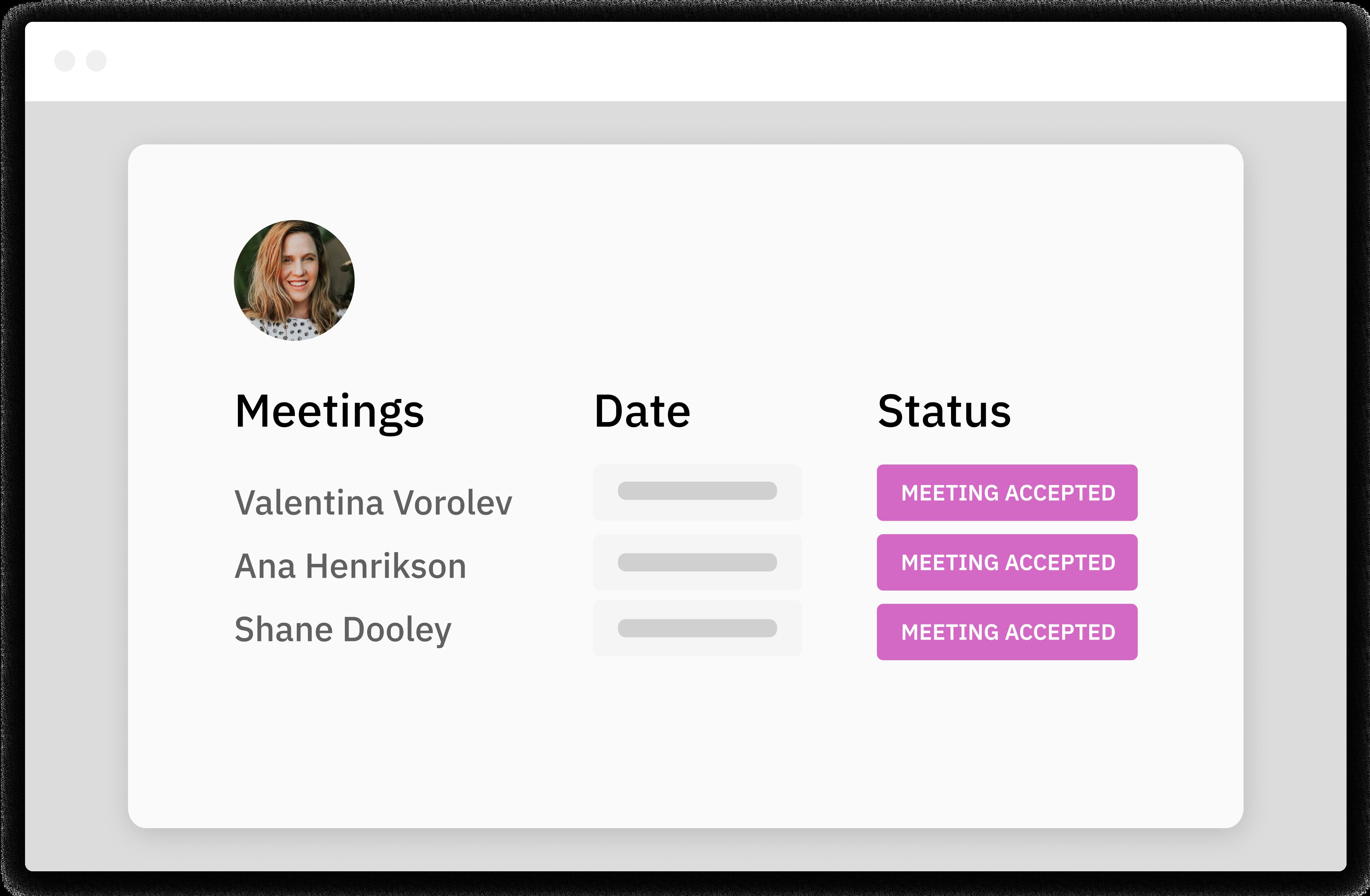 Sponsor meetings