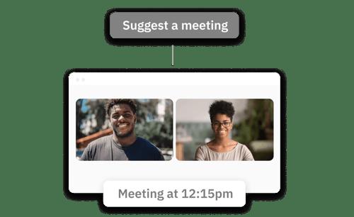 No-fuss meeting booking