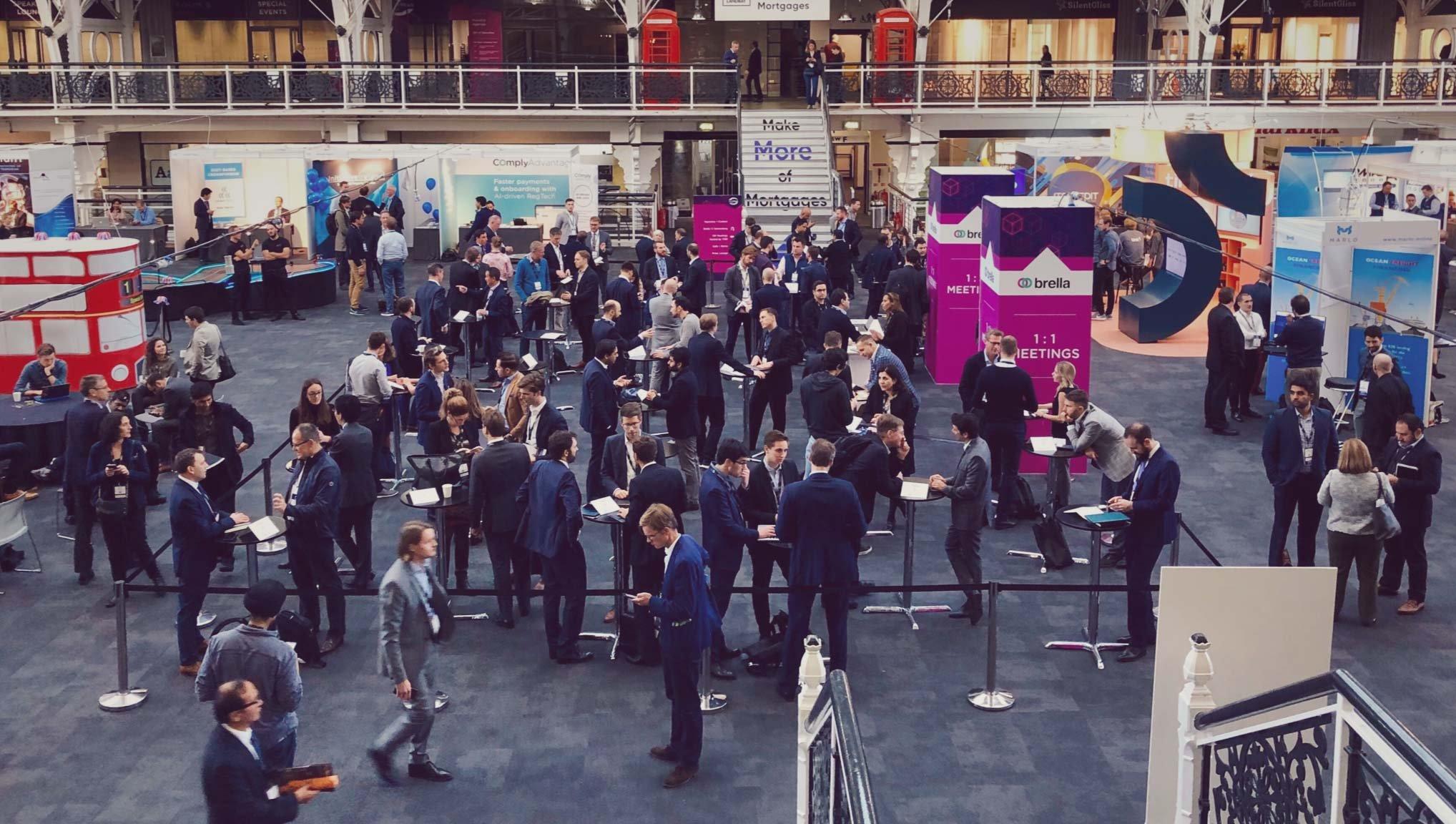 Sponsors & partners - Brella Networking Area