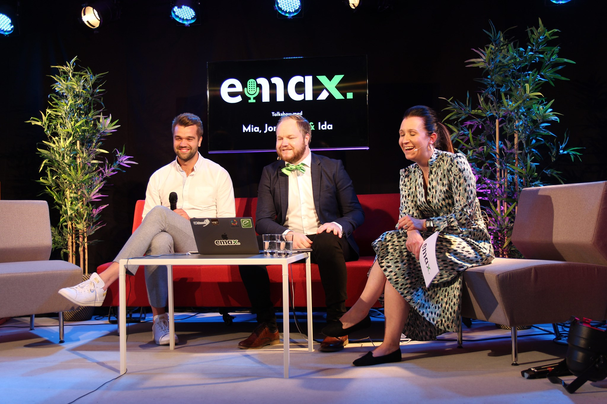 Emax uses Brella to power their two virtual events and connect young, hungry entrepreneurs.